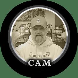 Cam Horning Tattoo Artist
